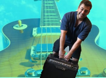 Why are guitar amps so heavy? The Answer revealed!