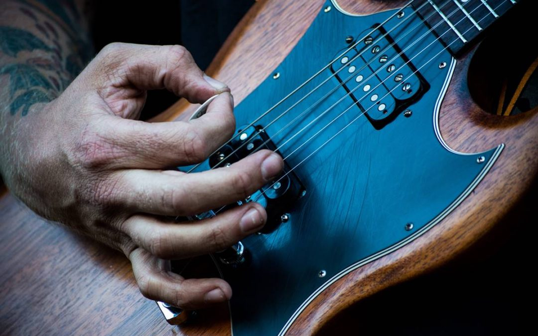 Learn the B Guitar Chord from 1st to 12th Fret, Today!