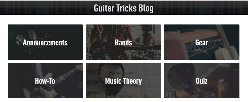Guitar Tricks Review Blog