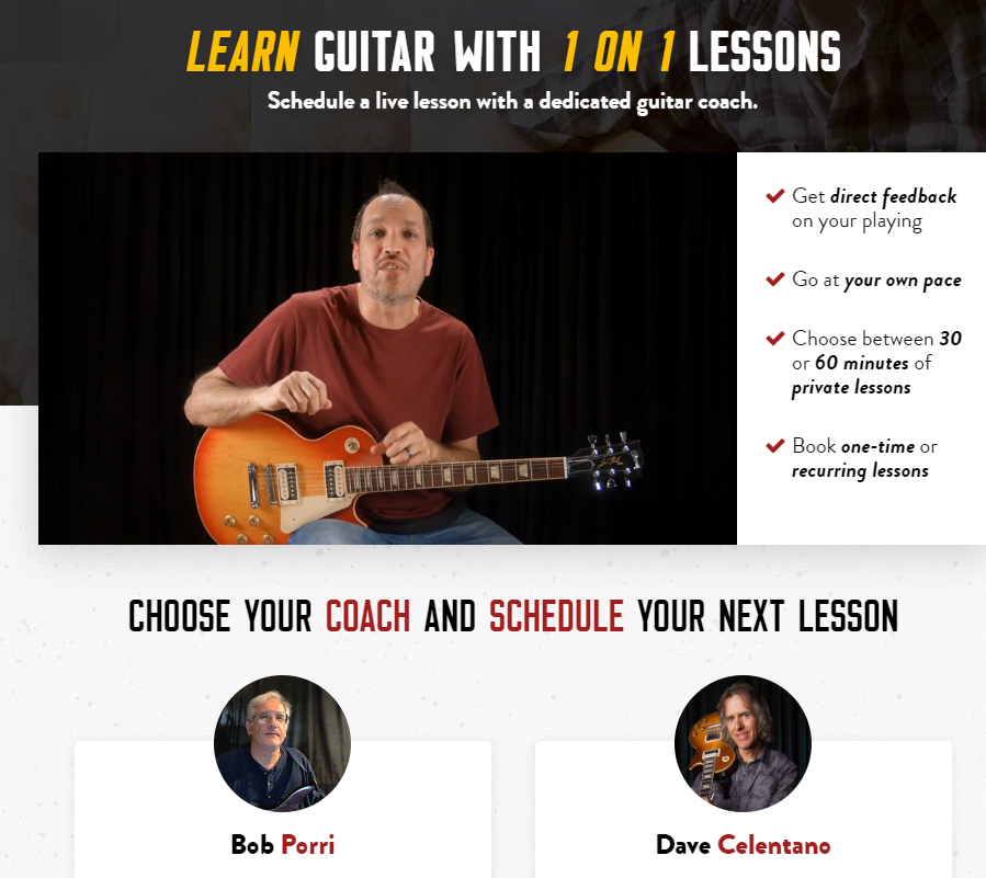 Guitar Tricks Review Online